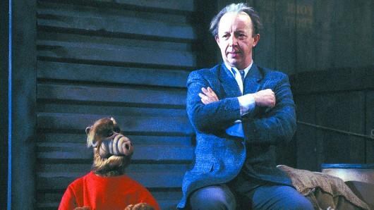 In Alf wurde Max Wright als Willie Tanner berühmt.