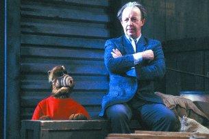 """In """"Alf"""" wurde Max Wright als Willie Tanner berühmt."""