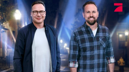 Werden bei Die Live-Show bei Dir zuhause erstmals gemeinsam moderieren: Matthias Opdenhövel (l.) und Steven Gätjen