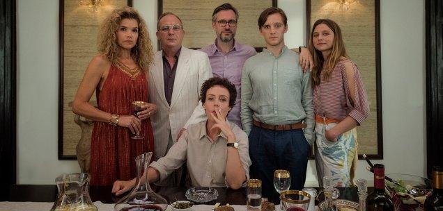 Lenora (Maria Schrader); Martin (Jonas Nay); Fuchs (Uwe Preuss); Dietrich (Anke Engelke); Nicole (Svenja Jung)