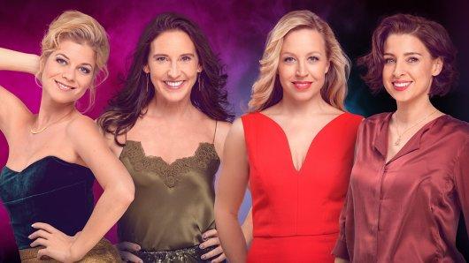 Die Vorstadtweiber Hilde Dalik, Maria Köstlinger, Nina Proll und Martina Ebm (v.l.n.r.) haben ab der 4. Staffel im deutschen Fernsehen nichts mehr zu lachen.