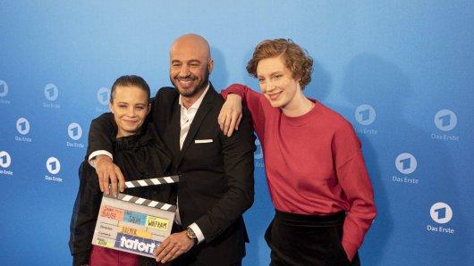 Jasna Fritzi Bauer, Dar Salim und Luise Wolfram bilden das neue Ermittler-Team beim Tatort Bremen.