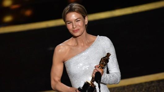 Zweiter Oscar für Renée Zellweger.