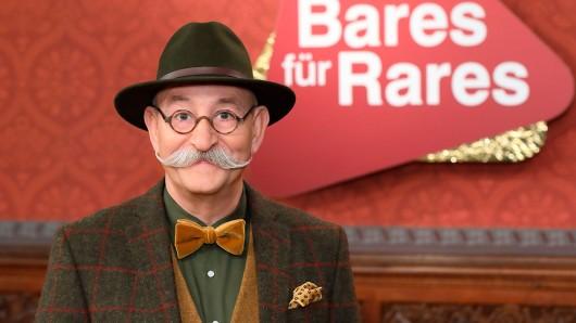 Seit 2013 moderiert Horst Lichter Bares für Rares.