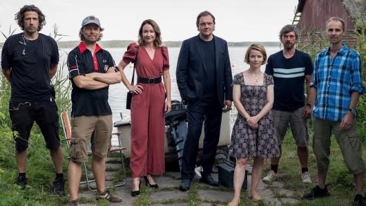 Moritz Schultheiss (Kamera), Lars Jessen (Regie/Produzent), Lisa Marie Potthoff, Charly Hübner, Karoline Schuch, Peter Schneider, Jan Georg Schütte (Regie).