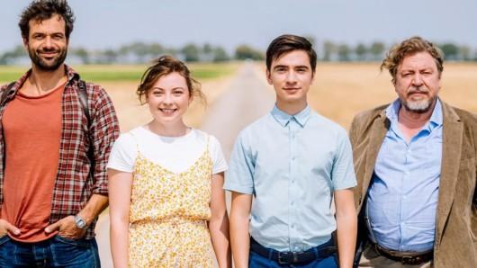 Sie übernehmen die Hauptrollen in Tonis Welt: Kai Schumann als Malte, Amber Bongard als Valerie, Ivo Kortlang als Toni und Armin Rohde als Dr. Schmieta.