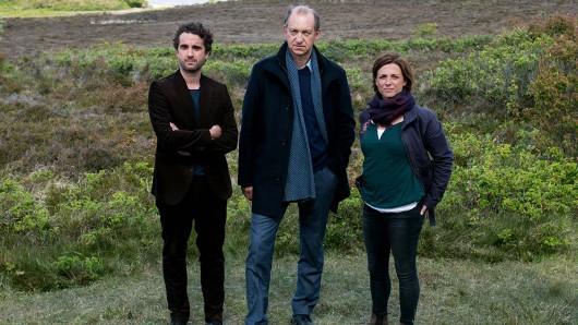 innerk Feldmann (Oliver Wnuk), Carl Sievers (Peter Heinrich Brix), Ina Behrendsen (Julia Brendler