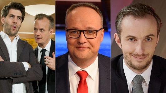 Die Anstalt (ZDF), die heute-show (ZDF) und das Neo Magazin Royale (ZDF_neo) sind die Favoriten in der KAtegorie Beliebteste Satire-Show