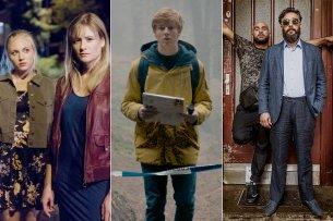 """""""Das Verschwinden"""", """"Dark"""" und """"4 Blocks"""" sind für die GOLDENE KAMERA 2018 nominiert."""
