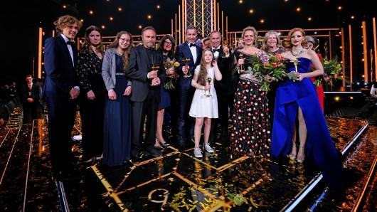 Die Preisträger der GOLDENEN KAMERA 2019