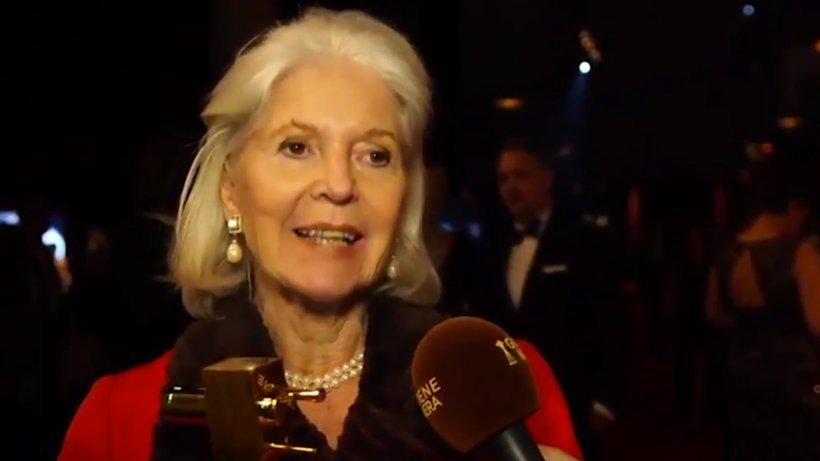 Christiane Hörbiger Interview
