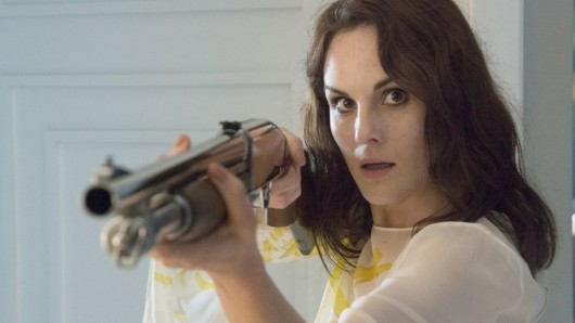 Michelle Dockery als Trickdiebin Letty Dobesh in Good Behavior