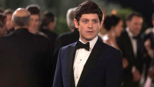 Iwan Rheon, bekannt aus Game of Thrones, spielt die Hauptrolle in der neuen Serie Riviera.
