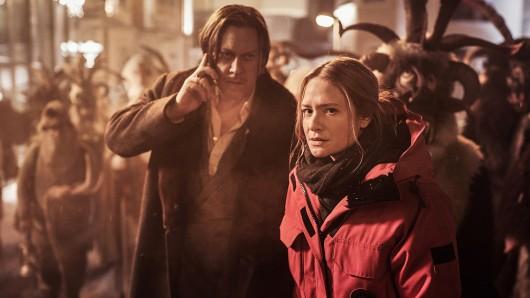 Skys österreichisch-deutsche Serien-Antwort auf Die Brücke: Der Pass mit Nicholas Ofczarek und Julia Jentsch