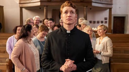 Ab den 23. Januar 2018 im göttlichen Serieneinsatz für RTL: Daniel Donskoy als Sankt Maik