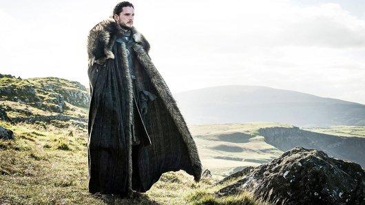 Seit 2001 der Hoffnungsträger in Game of Thrones: Kit Harington blickt als Jon Snow dem großen Serienfinale in Staffel 8 entgegen.