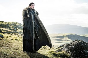 """Seit 2001 der Hoffnungsträger in """"Game of Thrones"""": Kit Harington blickt als Jon Snow dem großen Serienfinale in Staffel 8 entgegen."""