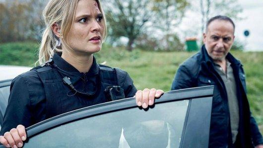 Autobahnpolizistin Vicky Reisinger (Pia Stutzenstein) ermittelt an der Seite von Kriminalkommissar Semir Gerkhan (Erdogan Atalay).