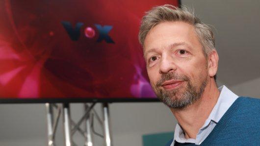 Vox-Chefredakteur und -Unterhaltungschef Kai Sturm.