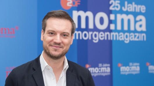 Andreas Wunn ist seit Dezember 2016 Leiter des ZDF-Morgenmagazins.