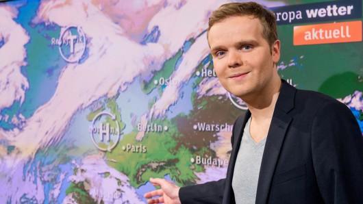 Satellitenfilm, Regenradar und Vorhersagekarten - das ist das moma-Wetter mit Benjamin Stöwe.