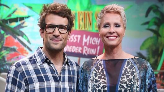 Sonja Zietlow und Daniel Hartwich moderieren das Dschungelcamp bei RTL.
