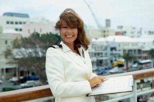 Beatrice, seit 1981 in 80 Folgen stets hilfreich zur Stelle.