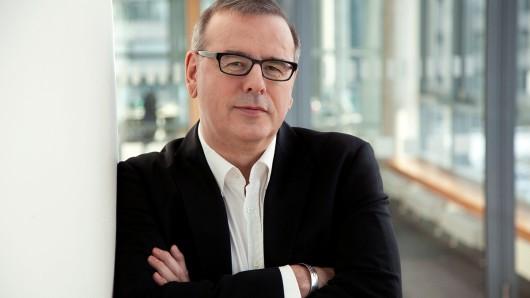 Christian Granderath, Leiter der Abteilung Fernsehfilm im NDR.