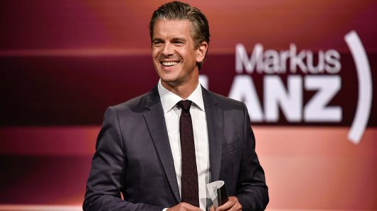 Präsentiert seit 2008 im ZDF wöchentliche Talkrunden mit Late-Night-Toch: Markus Lanz (49)