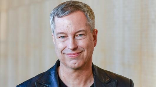TV-Moderator  & Comedian Thomas Hermanns.