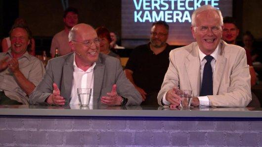 Gregor Gysi (71) und Harald Schmidt (61) analysieren das politische Geschehen 2019.