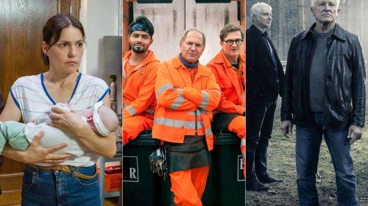Die TV-Premieren in der Woche nach Pfingsten.