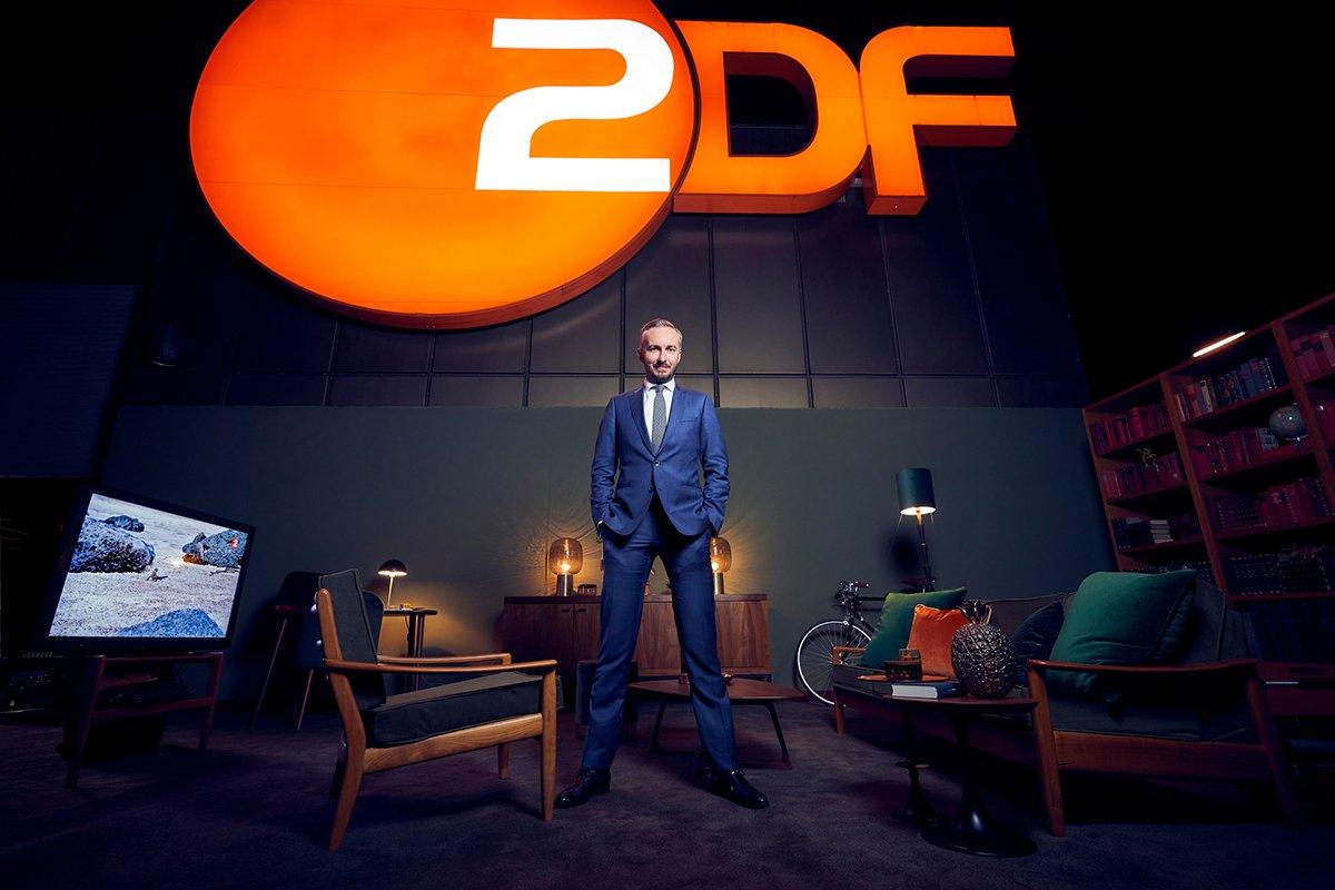 "Jan Böhmermann moderiert ab dem 6. November das ""ZDF Magazin Royale"""